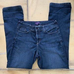 NYDJ Straight Lift-Tuck Technology Jean Size 10